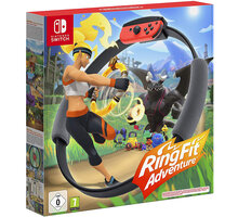 Ring Fit Adventure (SWITCH) - 045496424169