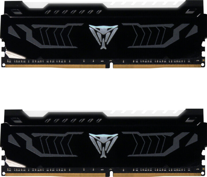 Patriot VIPER LED 16GB (2x8GB) DDR4 3200, white