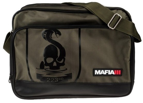 Mafia III - Military Messenger Bag