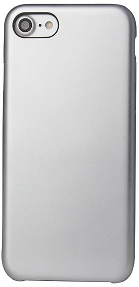 EPICO plastový kryt pro iPhone 7 EPICO ULTIMATE - stříbrný