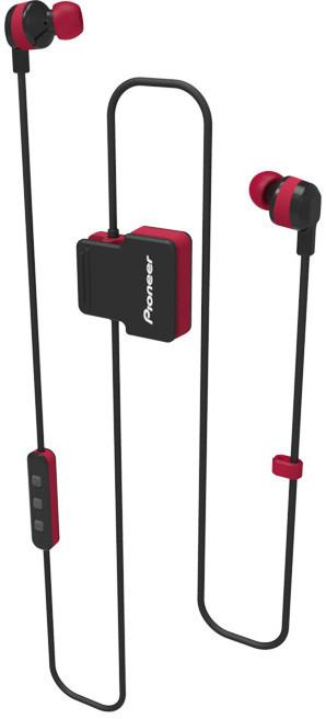 Pioneer SE-CL5BT, červená