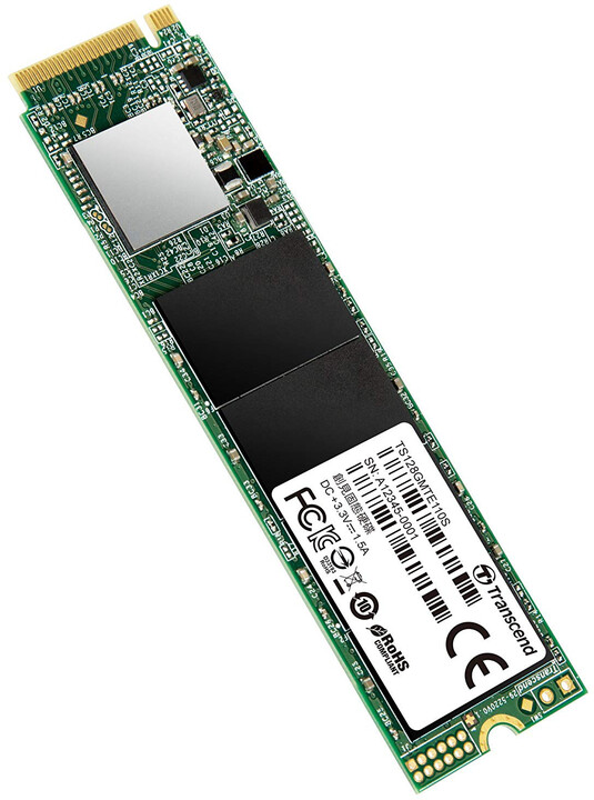 Transcend 110S, M.2 - 128GB