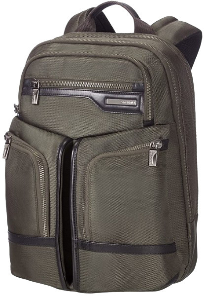 "Samsonite Supreme 2 - LAPTOP BACKPACK 15.6"" - hnědá"