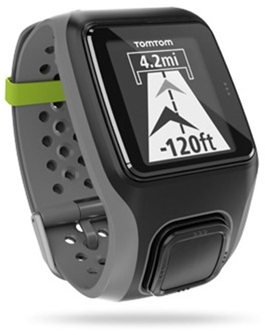 TOMTOM MultiSport, Dark Grey