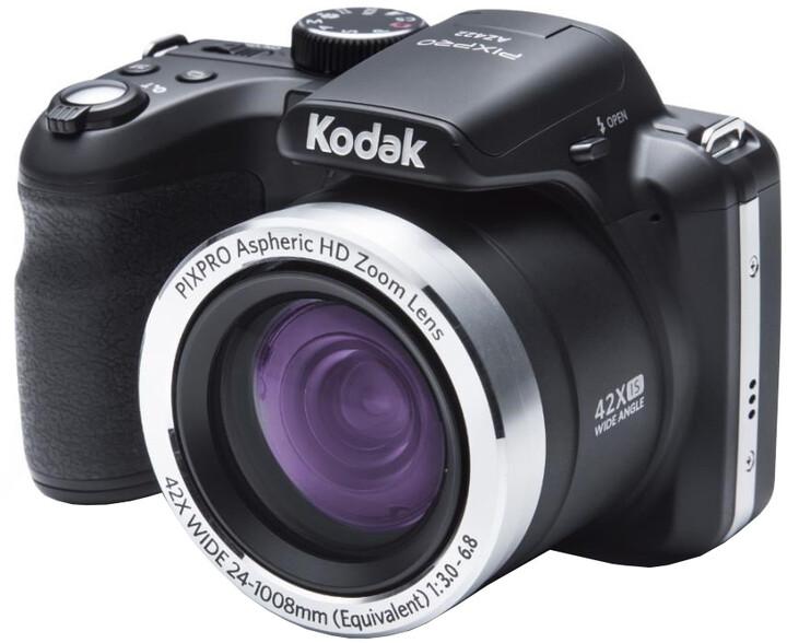Kodak Astro zoom AZ422, černá