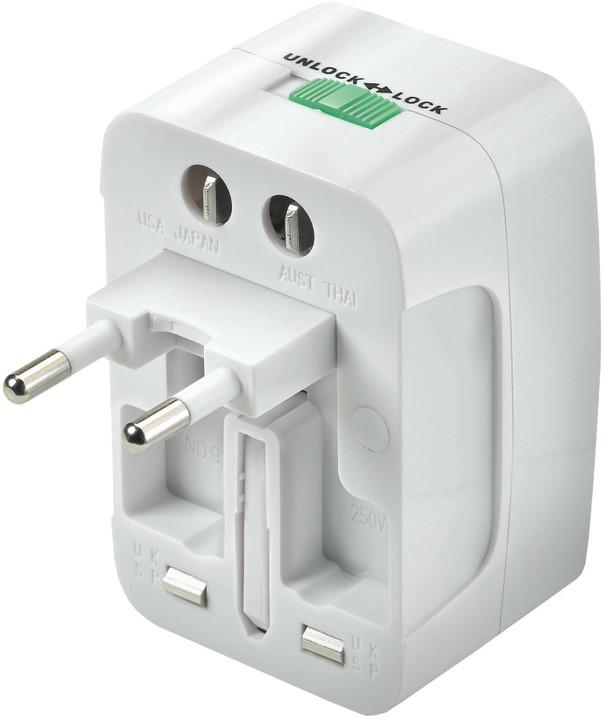 CELLY multi-nabíječka s USB