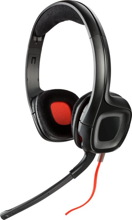 Plantronics Gamecom 318, černá