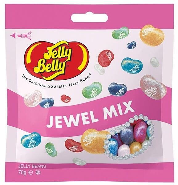Jelly Belly drahokamy mix 70g sáček
