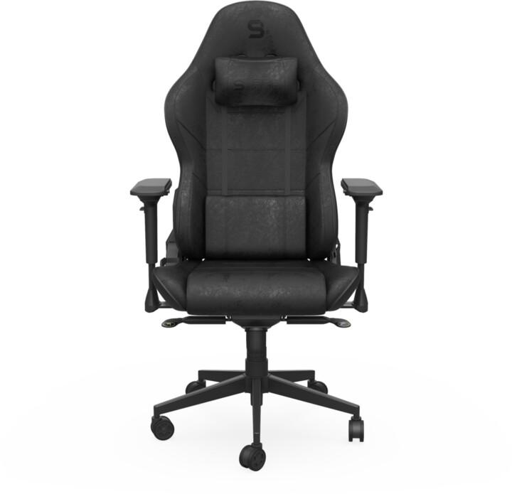 SPC Gear SR600 BK, černá