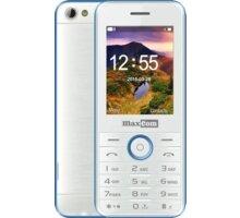 Maxcom MM136 White/Blue - MM136BINIEB