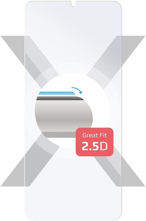 FIXED ochranné tvrzené sklo pro Samsung Galaxy A41, čirá