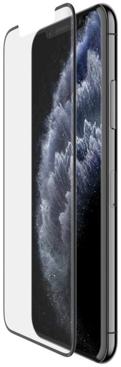 Belkin ochranné tvrzené sklo SCREENFORCE TemperedCurve pro iPhone 11 Pro/Xs/X