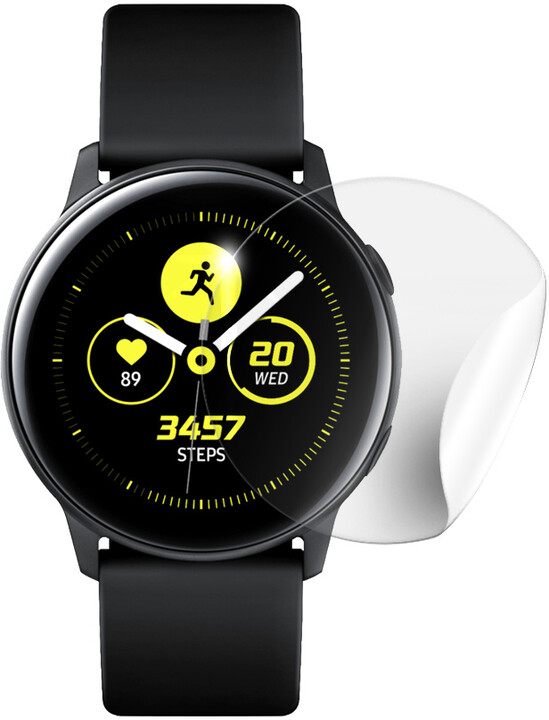 Screenshield fólie na displej pro SAMSUNG R500 Galaxy Watch Active