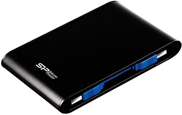 Silicon Power Armor A80 - 1TB, černá