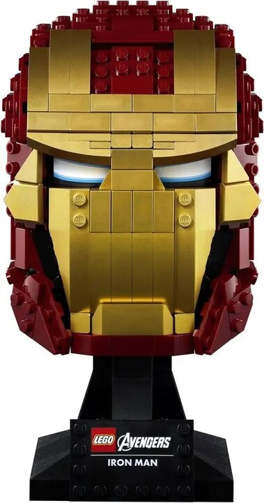 LEGO Marvel Super Heroes 76165 Iron Manova helma