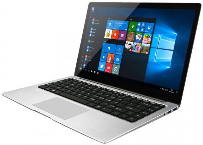 Umax VisionBook 14Wa Pro, stříbrná