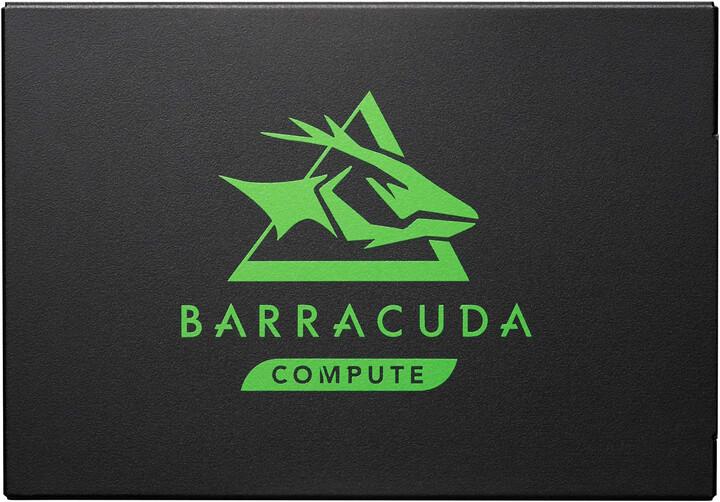 "Seagate BarraCuda 120, 2,5"" - 1TB"
