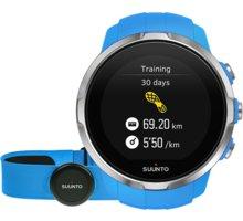 Suunto Spartan Sport HR, modrá - SS022652000