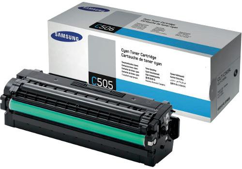 Samsung CLT-C505L, cyan