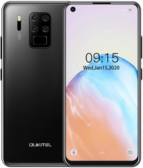 OUKITEL C18 PRO, 4GB/64GB, Black