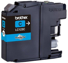 Brother LC-123C - cyan