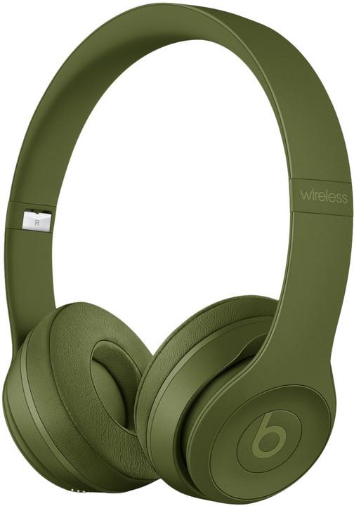 Beats Solo3, trávníkově zelená