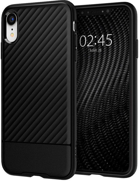 Spigen Core Armor iPhone Xr, black