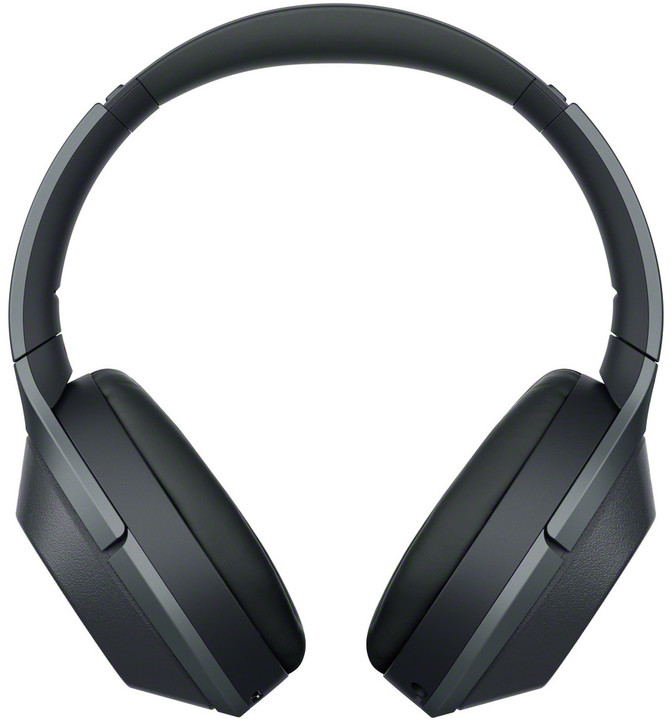 Sony WH-1000XM2, černá