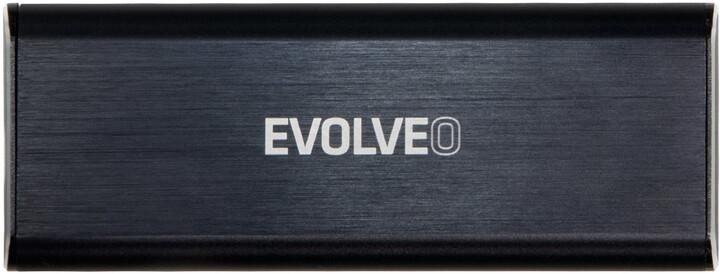 Evolveo Tiny M1, M.2, USB 3.1