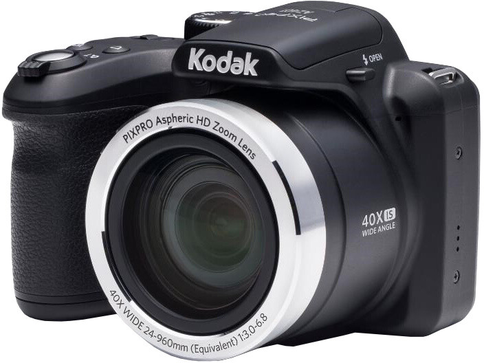 Kodak Astro zoom AZ401, černá