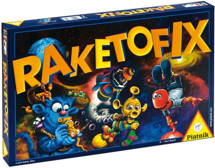 Desková hra Piatnik Raketofix (CZ)