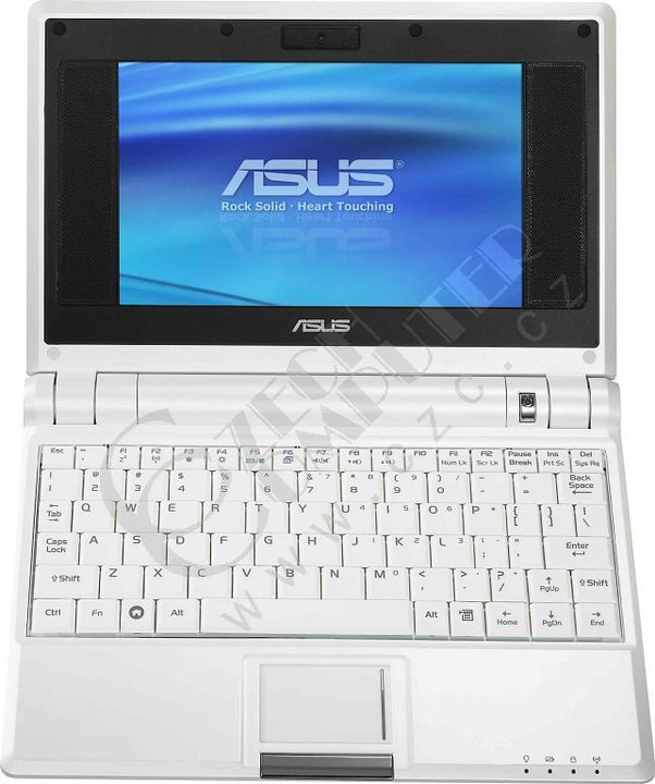 "ASUS EEE 7"", 4GB SSD 512MB XPH"