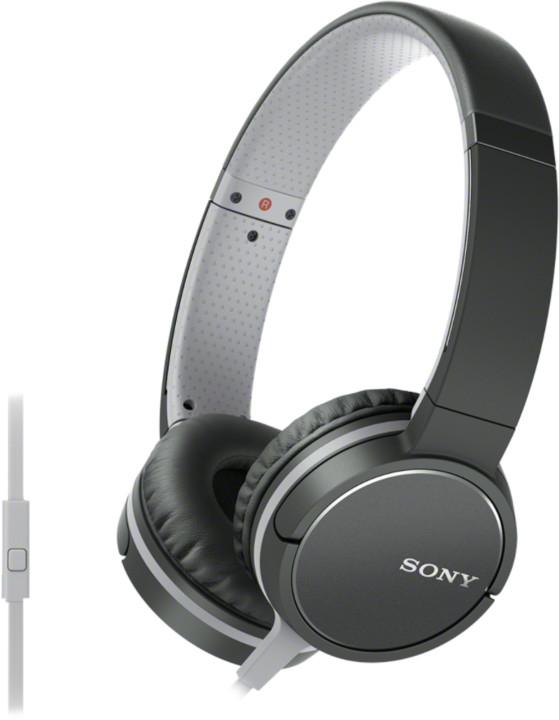 Sony MDR-ZX660AP, černá
