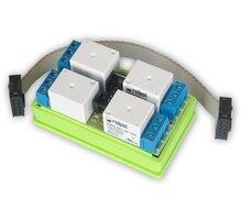 Tinycontrol LANKON-094 rozšiřující modul 4x relé 10A, pro LAN ovladač