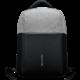 "CANYON batoh proti zlodějům, pro 15.6"" ntb, integrovaný USB konektor, černo-šedá"