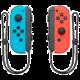 Nintendo Joy-Con (pár), modrý/červený (SWITCH)  + Voucher až na 3 měsíce HBO GO jako dárek (max 1 ks na objednávku)