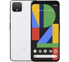 GOOGLE Pixel 4 XL, 6GB/128GB, Clearly White