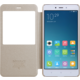 Nillkin Sparkle Leather Case pro Xiaomi Redmi Note 4, zlatá