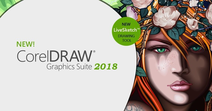 CorelDRAW Graphics Suite 2018 Business (Single User)