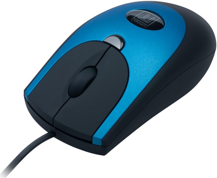 CONNECT IT CI-175, optická, modrá