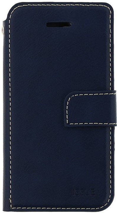 Molan Cano Issue Book Pouzdro pro Xiaomi Redmi Note 5, modrá