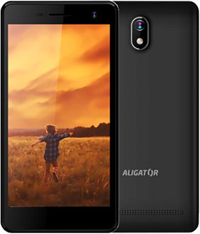 Aligator S5065 Duo - 8GB, Dual Sim, černá