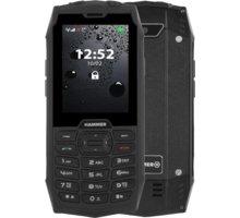myPhone Hammer 4, černý - TELMYHHA4BK