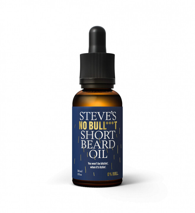 Olej Steve´s Short Beard, na vousy, 30 ml