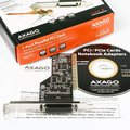 AXAGON PCI adapter 1x paralel port