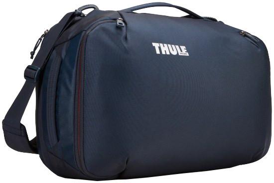 THULE Subterra 40l cestovní taška/batoh, modrošedá