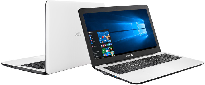 ASUS X555LB-DM592T, bílá