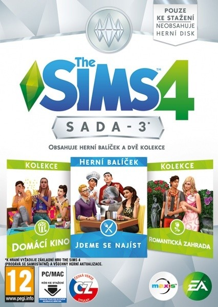 The Sims 4: Bundle Pack 3 (PC)