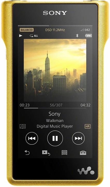 Sony NW-WM1Z Walkman Signature, 256 GB
