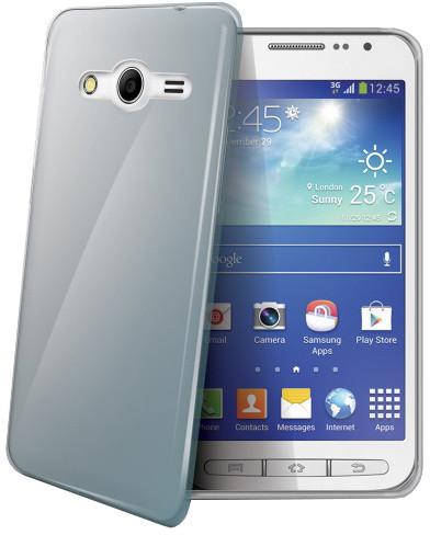CELLY Gelskin pro Samsung Galaxy Core 2, průhledné